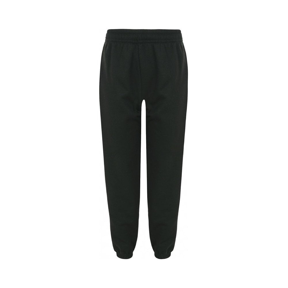 dddcc25f24df22 BLACK JOGGING BOTTOMS - Sportswear from Smarty Schoolwear LTD UK